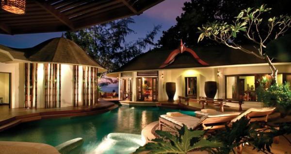 Tailandia hoteles exclusivos