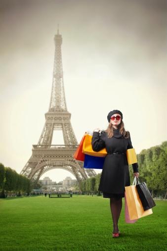 Paris compras lujo