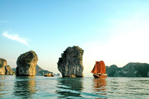 Bahía de Ha Long viajes