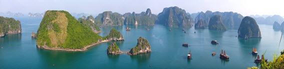 Bahía de Halong Viajar a Vietnam