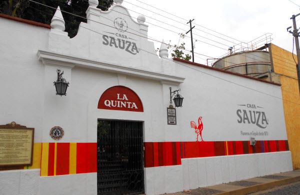 Casa Sauza Tequila