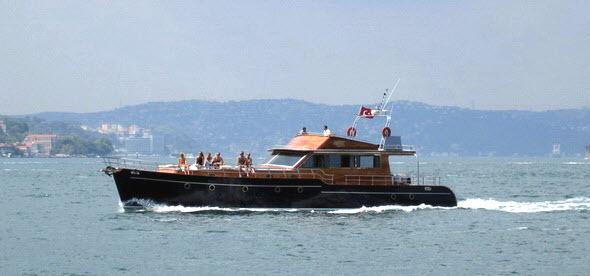 Crucero privado Bósforo Estambul