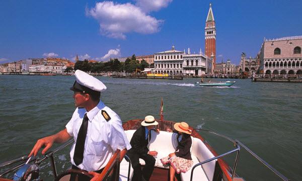 Venecia lujo San Valentín viaje