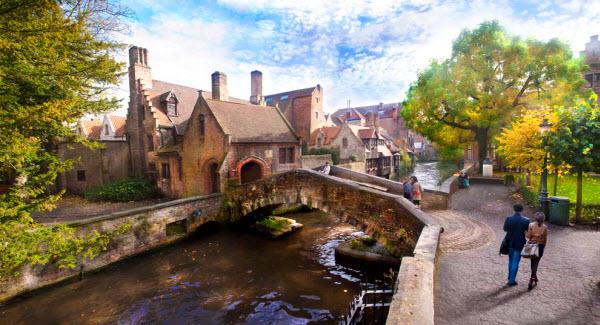 Viaje temático Bélgica Brujas