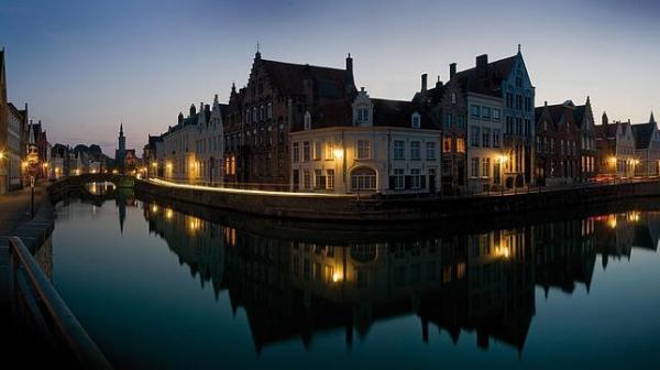 Viaje lujo Bélgica
