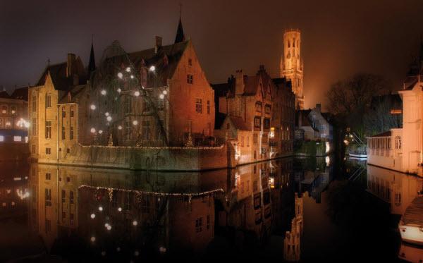 Viaje lujo Brujas Bruselas