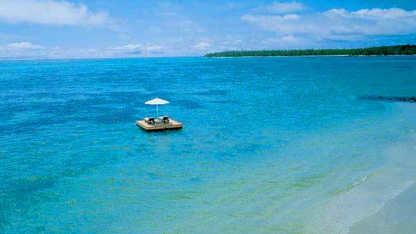 Mauricio experiencia lujo