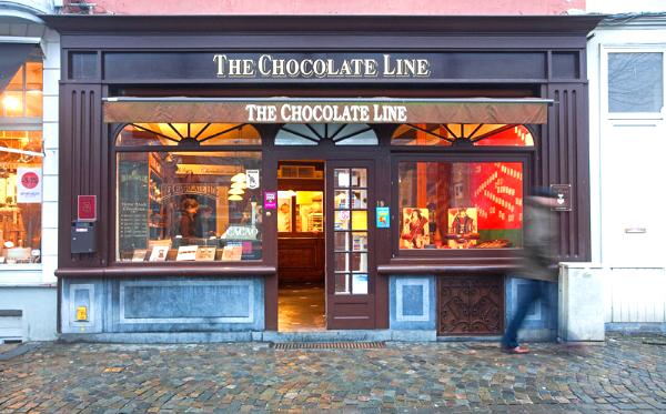 Brujas viaje chocolate