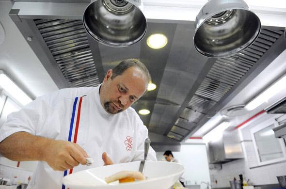 Viaje gastronomía lujo Francia