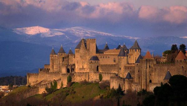 Escapada lujo Viaje Carcassonne