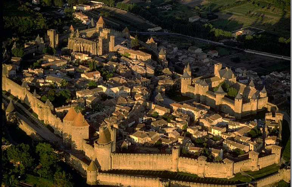 Hotel lujo Carcassonne