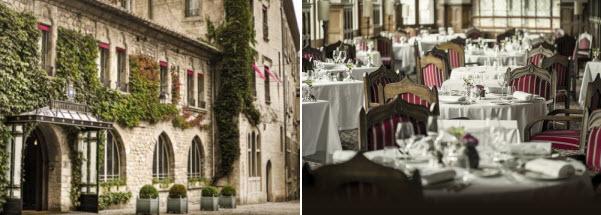 vino gastronomía viajes Carcassonne