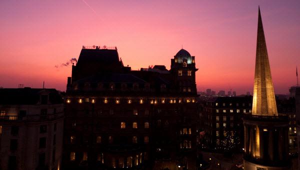 Hotel Langham viajes londres lujo