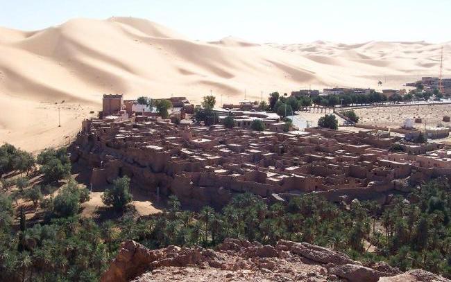 Viaje Sahara