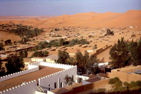 Viaje Sahara Adrar