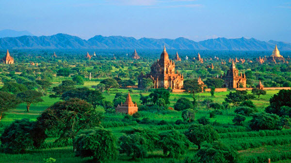 Myannmar Birmania viaje