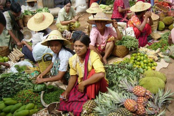 Propuesta viaje Myannmar Birmania
