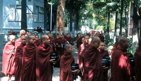 Myannmar Birmania lugares de interés