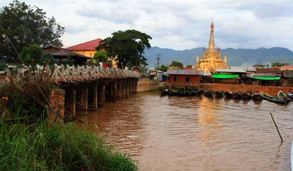 qué ver en Myannmar Birmania