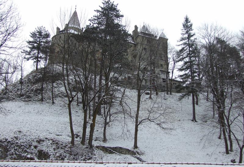 viaje conde dracula castillo