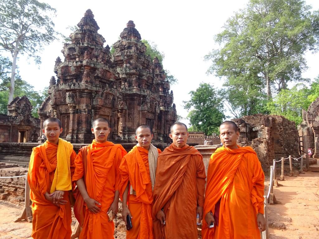 Gran viaje camboya laos verano 2015