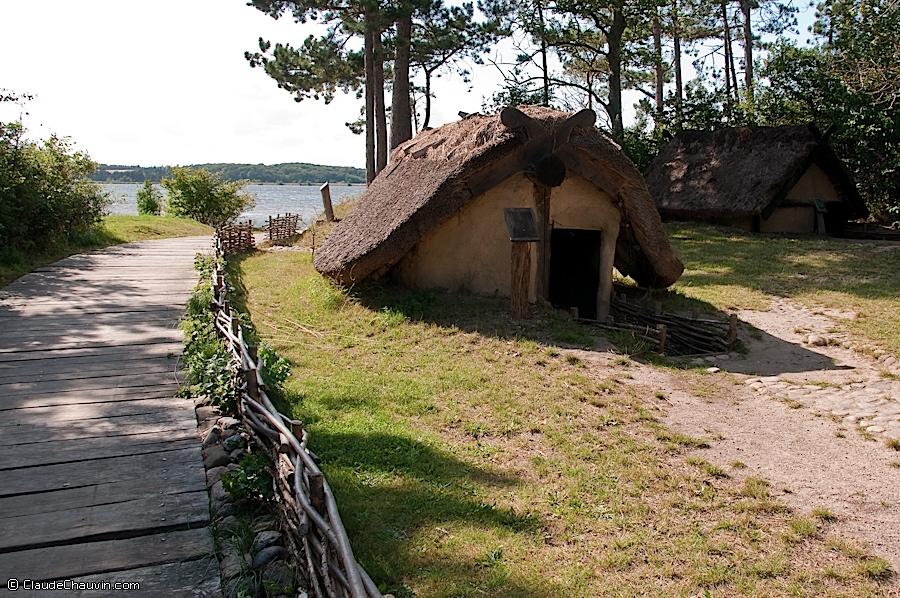 poblado vikingo