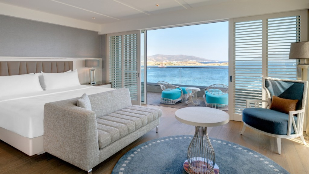 Caresse-a-Luxury-Collection-Resort-and-Spa-Bodrum-Turkey-King-Villa-Master-Bedroom